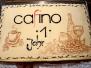 Cafino hat Geburtstag